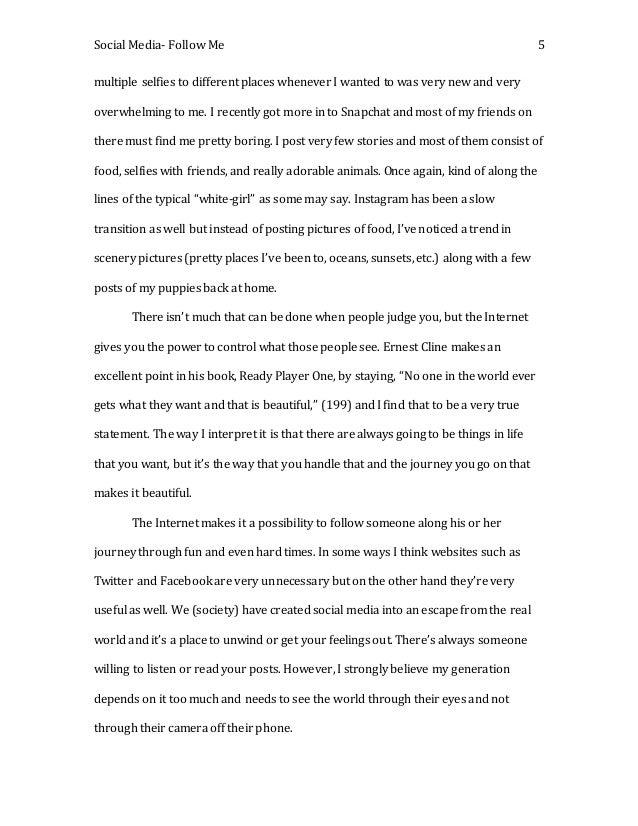 essay on power of media