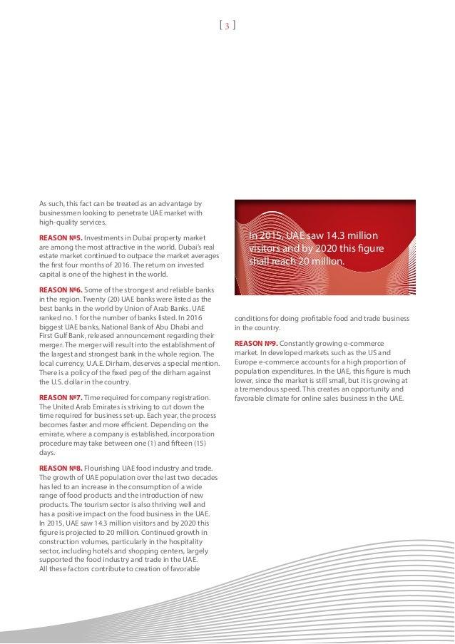 BUSINESS IN UAE - Brochure