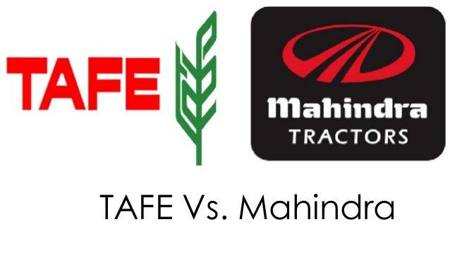 TAFE Vs. Mahindra
