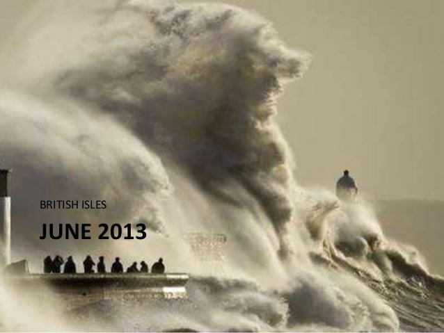 BRITISH ISLES  JAN 2011