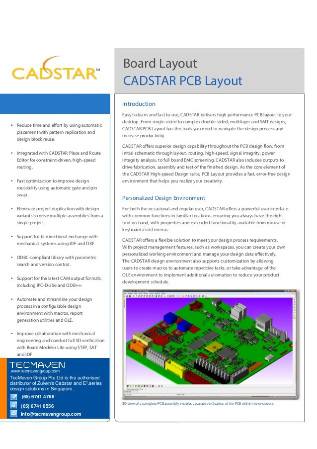 How to install cadstar