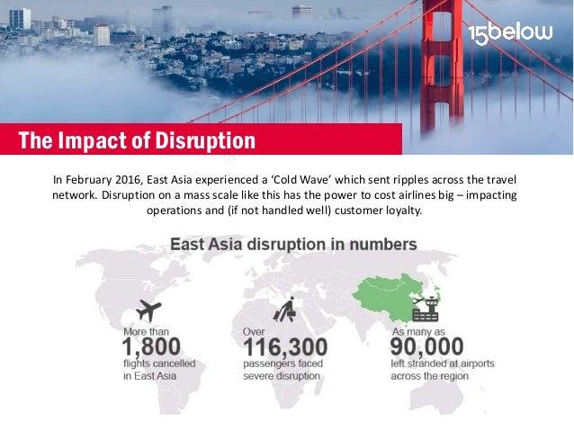 Disruption Communications Workshop, Aviation Festival Singapore Slide 2