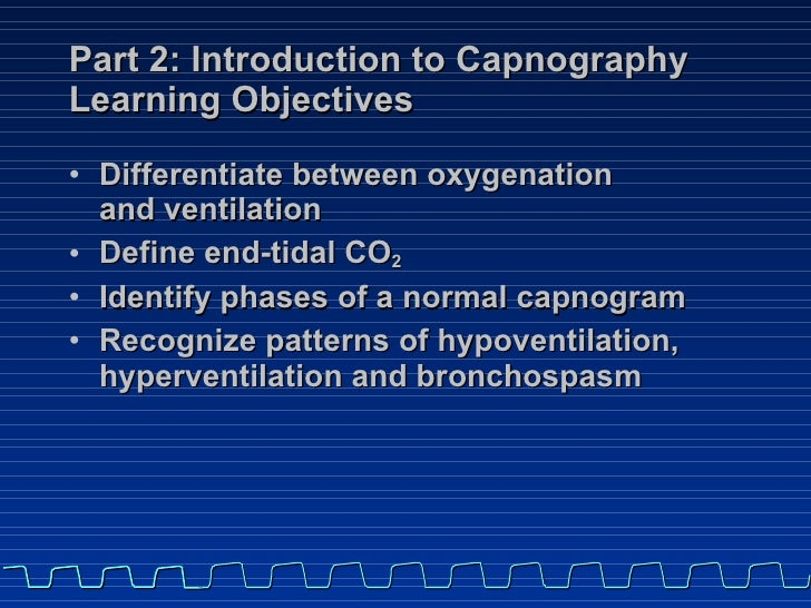 15 capnography part2 introduction