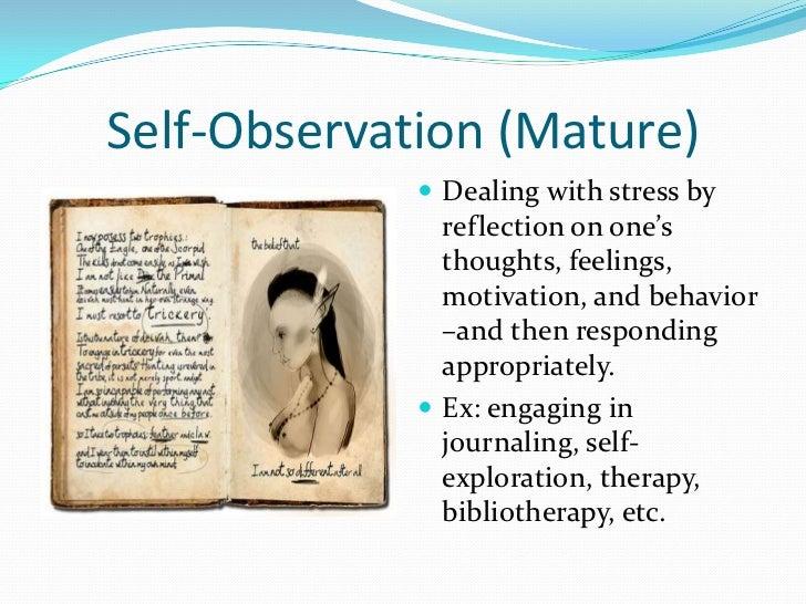 Mature behavior list