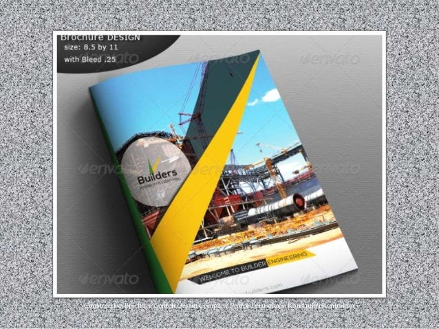 15 Contoh Company Profile Perusahaan Konstruksi Dan Kontraktor