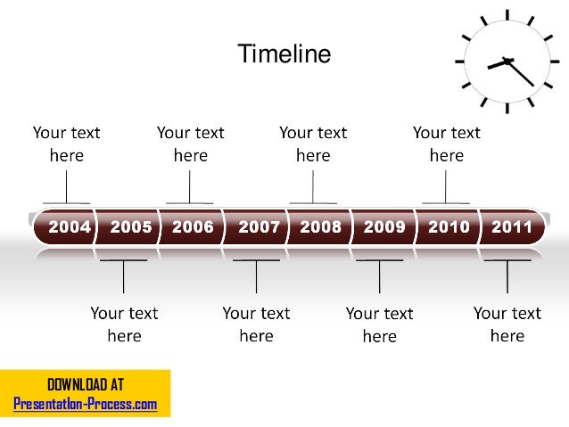 15 creative timelines for presentations timeline download at presentation process toneelgroepblik Image collections