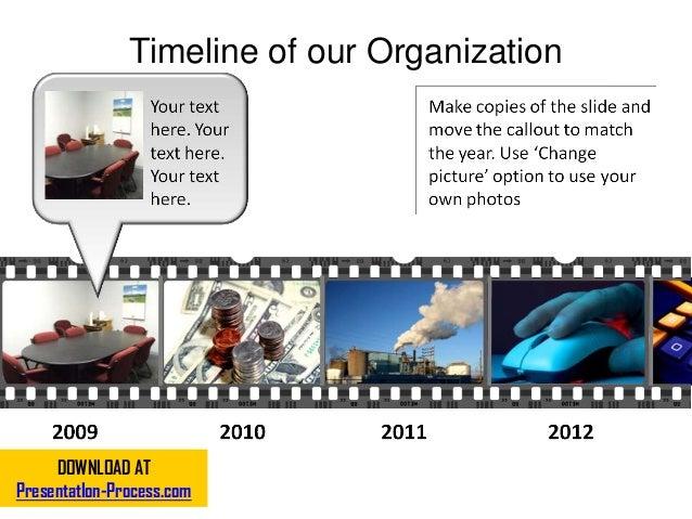 15 Creative Timelines for Presentations Slide 3