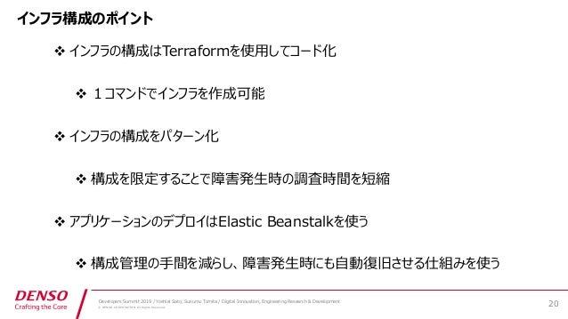 15-D-2】デンソーのMaaS開発~アジャイル開発で顧客との協調・チーム