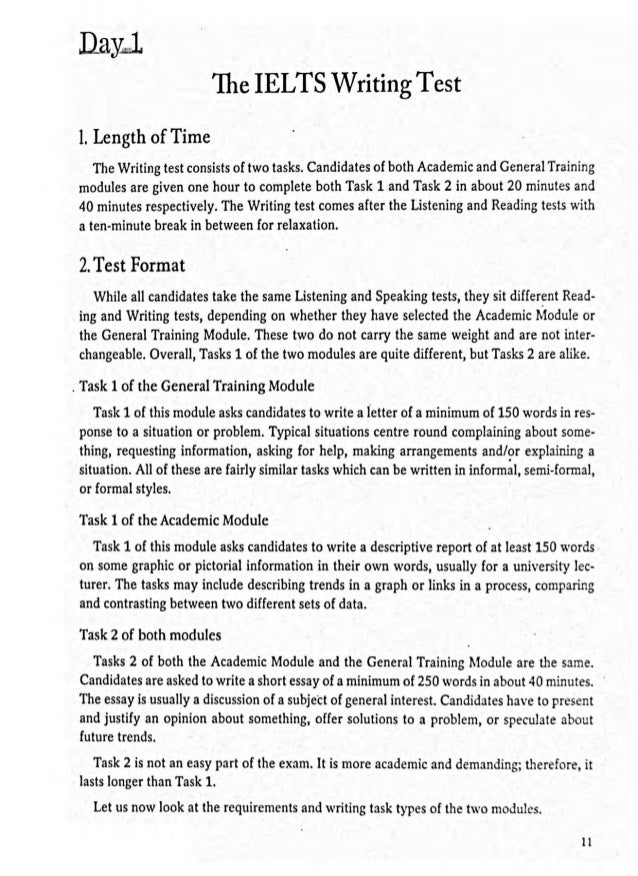 15 days practice for ielts writing Slide 2