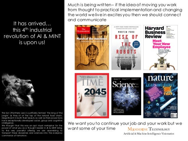 1ii. Mandarine.Tech AI  MINT - JOIN US AS A THOUGHT LEADER - edited Slide 3