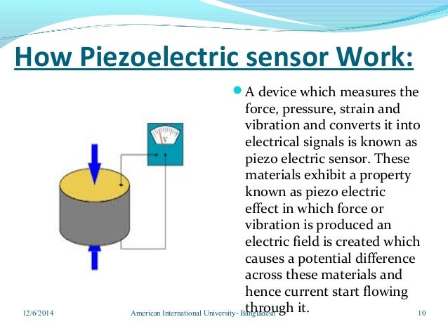 what is a piezoelectric force transducer also known as piezoelectric sensor Vibration sensors can also harvest otherwise wasted energy from mechanical vibrations this is accomplished by using piezoelectric materials to convert mechanical strain into usable electrical energy sensing materials two main groups of materials are used for piezoelectric sensors: piezoelectric ceramics and single crystal materials.