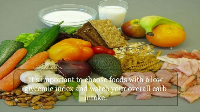 Foods To Lower Glucose Levels Naturally