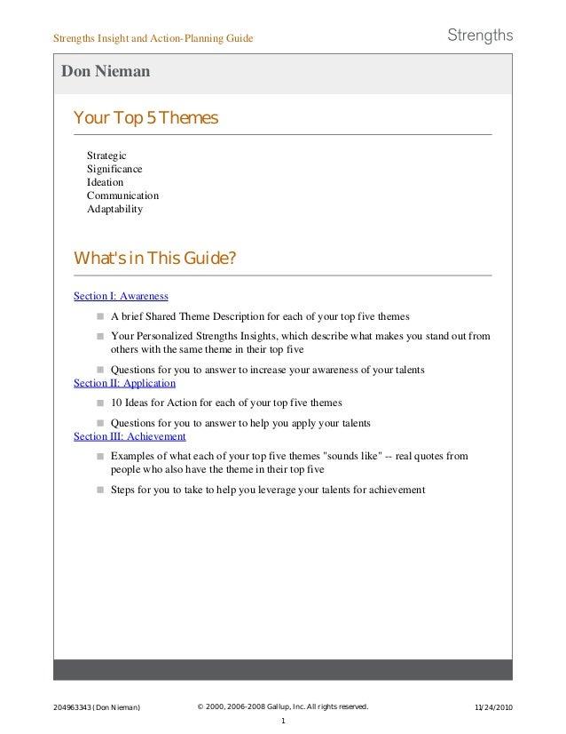 strengthsfinder 2.0 pdf download