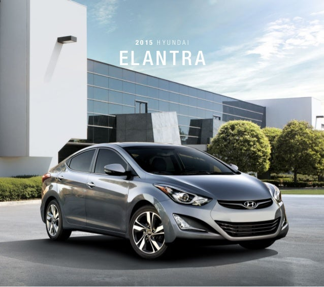 2015 Hyundai Elantra Near North Olmsted New Hyundai Dealer