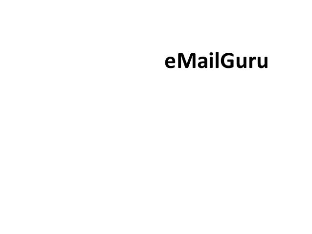 eMailGuru