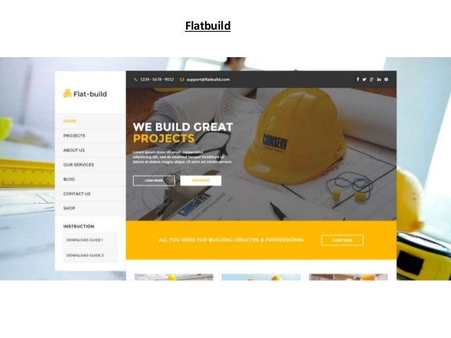 Flatbuild