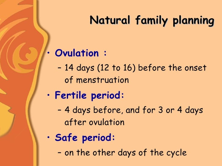 Safe Sex Days After Period 58