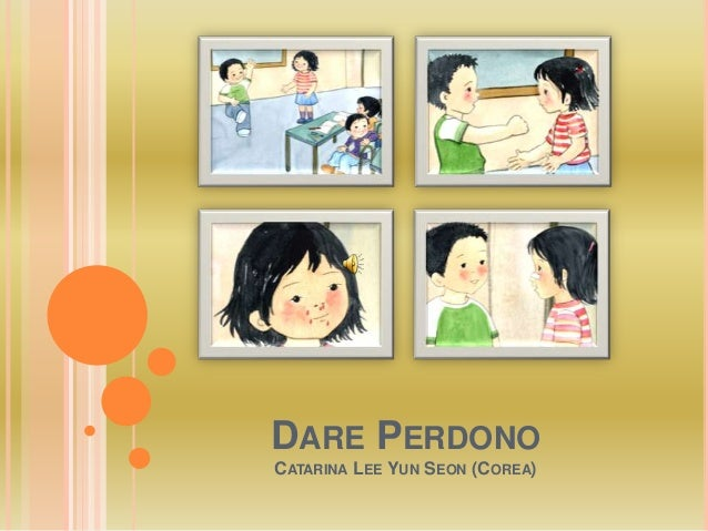 DARE PERDONOCATARINA LEE YUN SEON (COREA)