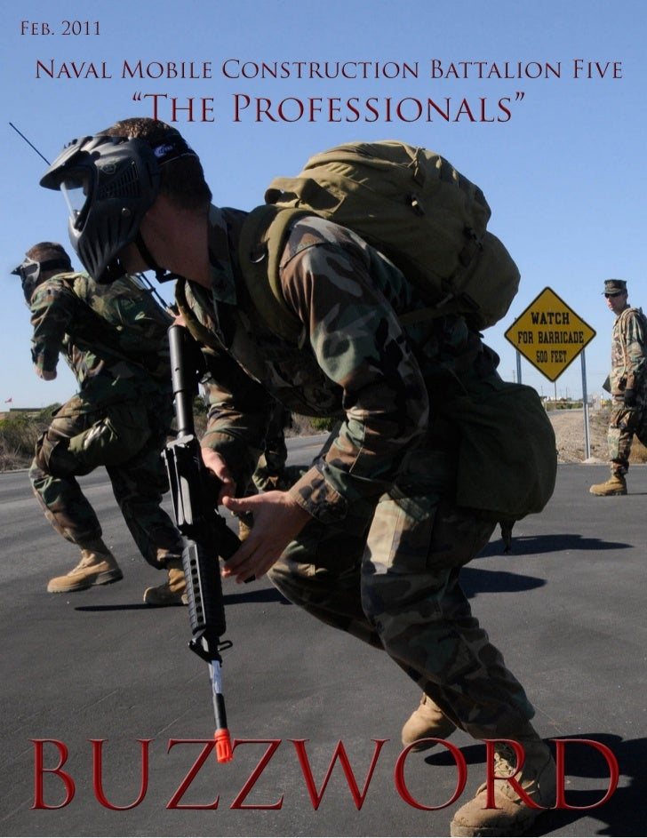 Squad Leader's FTX                     Seabees attached to Naval Mobile Construction Battalion                     (NMCB) ...