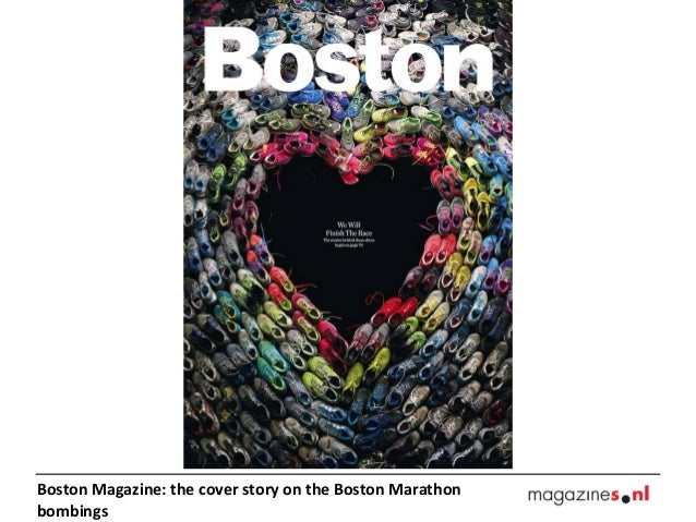 Boston Magazine: the cover story on the Boston Marathon bombings