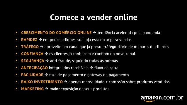 The Future of E-Commerce - Enterprise | Como as inovações de tecnologia e serviços oferecidos pelos Marketplaces podem ajudar na melhoria de sua performance Slide 3