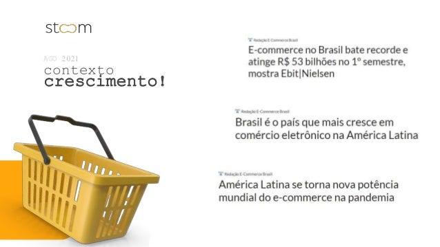 The Future of E-Commerce - Enterprise   E-commerce como ativo digital: a estratégia dos líderes de mercado Slide 2