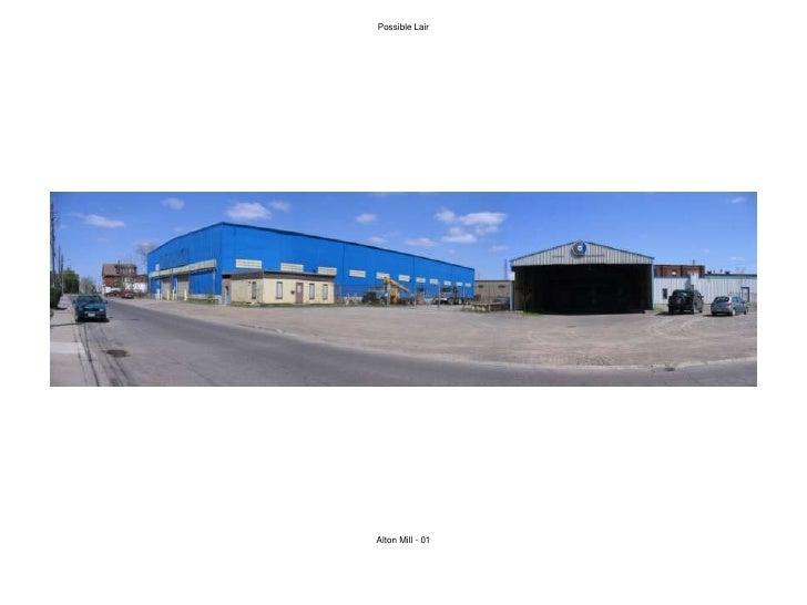Possible Lair<br />Alton Mill - 01<br />