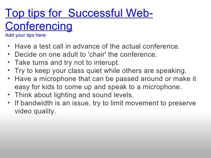 15 interesting ways_to_use_web_conferencing_in Slide 2