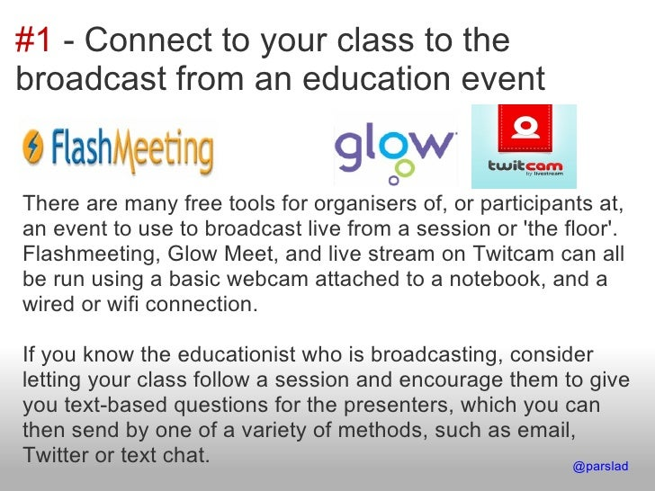 15 interesting ways_to_use_web_conferencing_in Slide 3