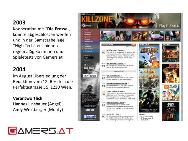 """2003  Kooperation mit """"Die Presse"""",  konnte abgeschlossen werden  und in der Samstagbeilage  """"High Tech"""" erschienen  regel..."""