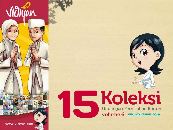 640 Gambar Kartun Muslimah Pernikahan Gratis