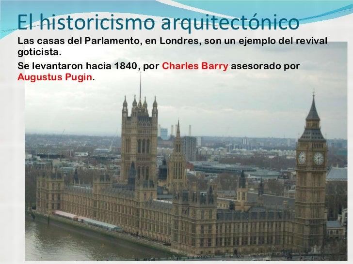 15 la arquitectura en el siglo xix a for Casa revival gotica