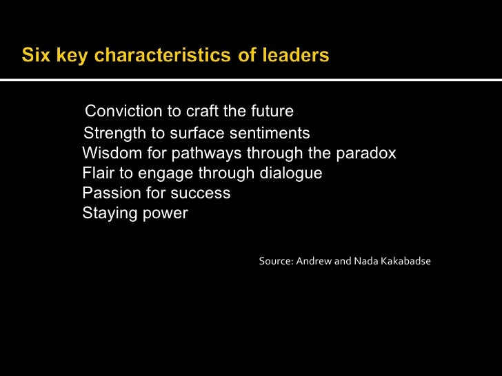 15 leadership sample powerpoint slides