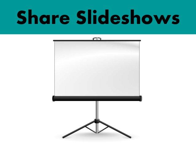 Share Slideshows