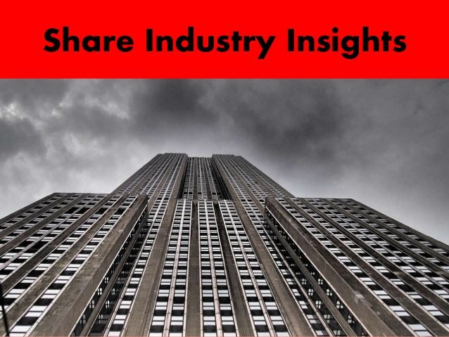 Share Industry Insights
