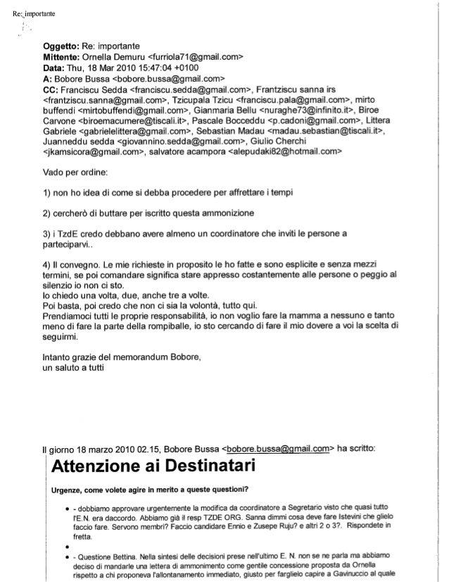 15 mar 2010   memorandum bobore