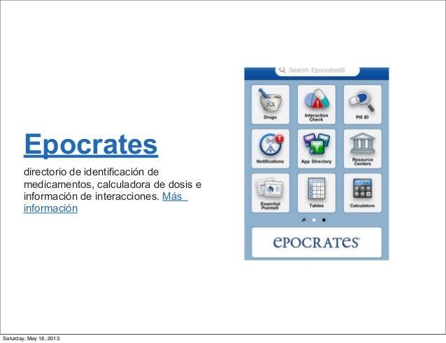 15 mejores aplicaciones medicas android Slide 3