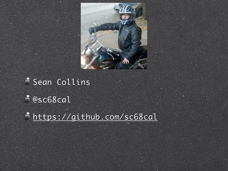 Sean Collins@sc68calhttps://github.com/sc68cal