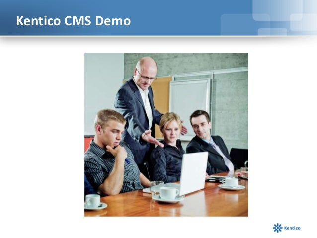 Kentico CMS Demo