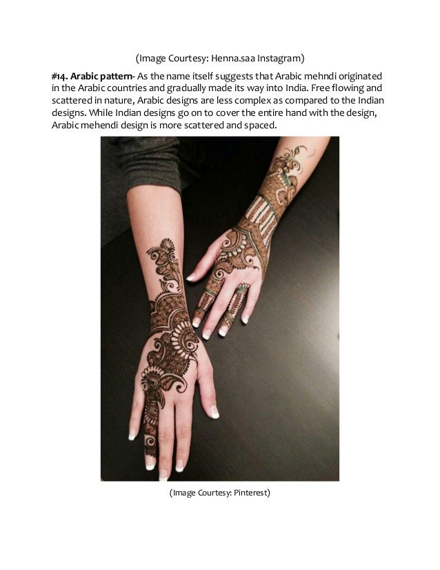 15 Most Evergreen Bridal Mehndi Designs Of All Times