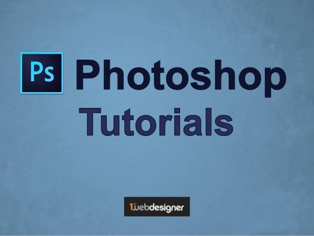 Here is a list of 15 awesome photo effect tutorials. I wish you good luck, while exploring and learning!