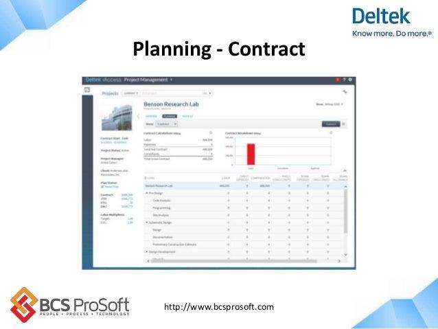 Deltek iAccess and Vision v7 5 | Deltek Vision User Group Meeting