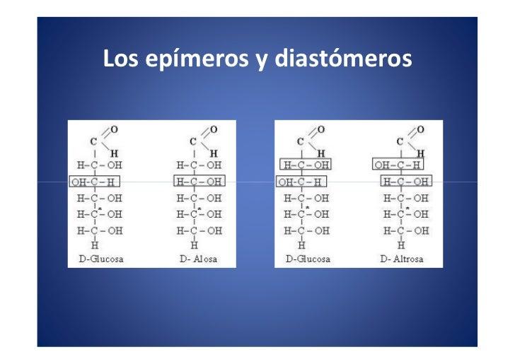 Los epímeros y diastómeros                          x                       . m                     om                  .c...