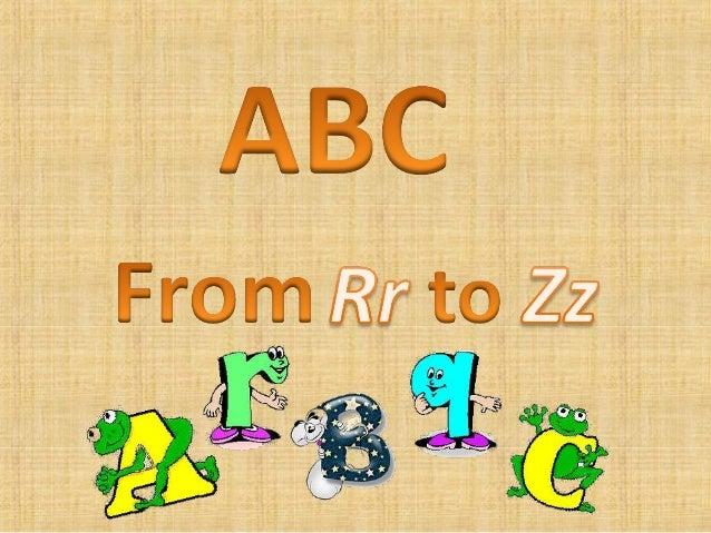 УМК Spotlight 2 алфавит  r-z