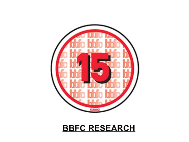BBFC RESEARCH