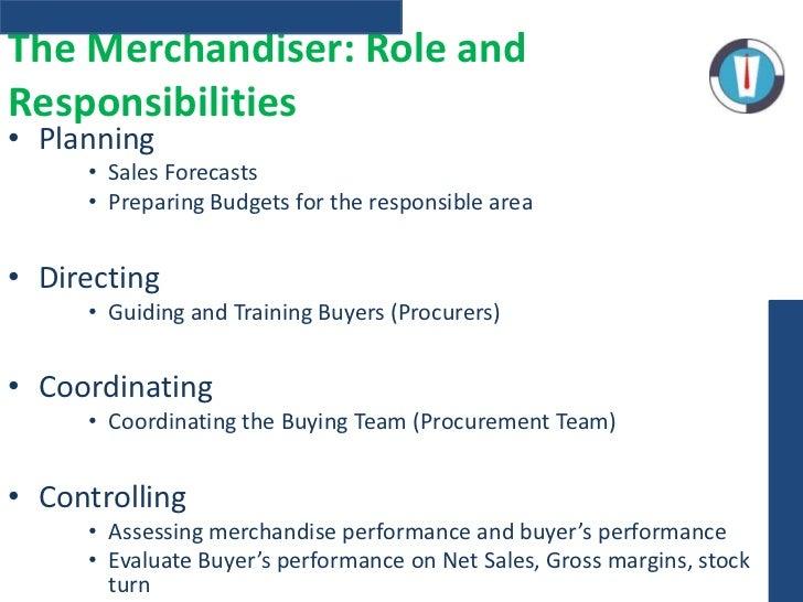 calculus calculus calculus 5 the merchandiser role - Job Description For Merchandiser
