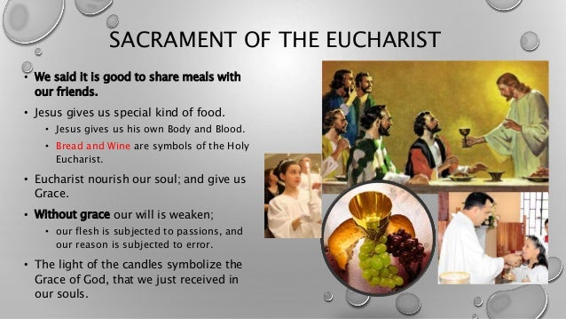 Sacraments In General For Kids on Body Soul Spirit And Worksheets