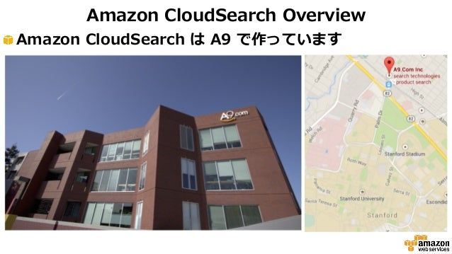 AWS | Amazon CloudSearch - Search Service in the Cloud