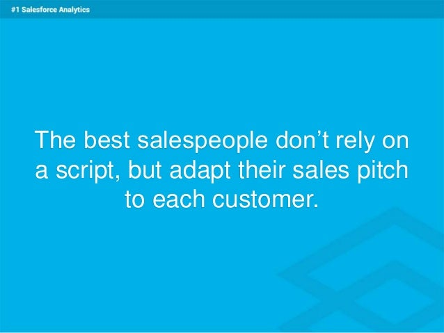 how to become a better salesperson