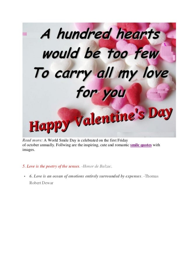 george moore 2 - Sweet Valentines Day Quotes